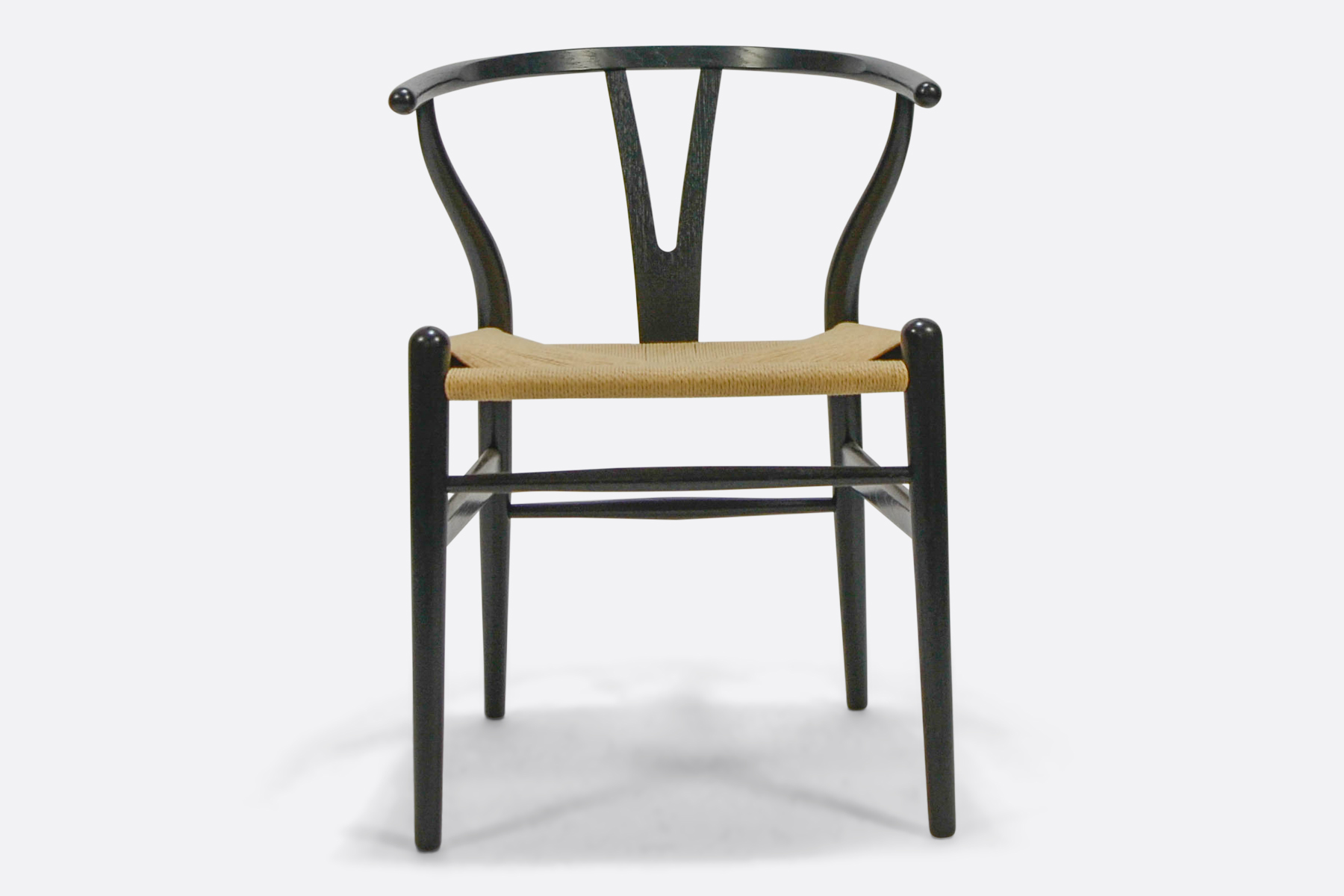 Carl Hansen & Son - Wishbone chair - black1