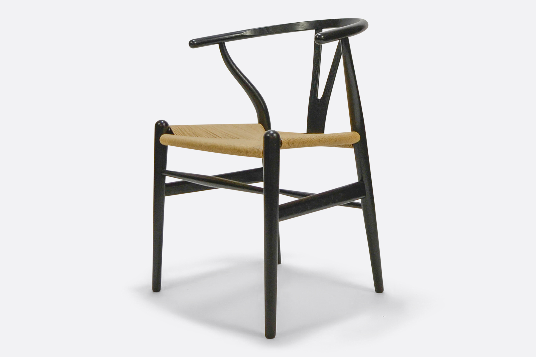 Carl Hansen & Son - Wishbone chair - black2
