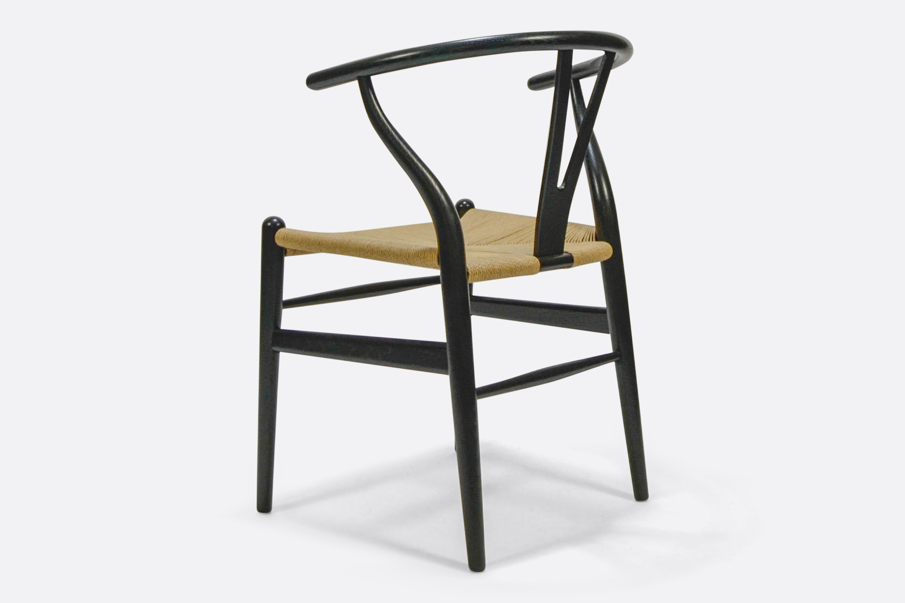 Carl Hansen & Son - Wishbone chair - black3