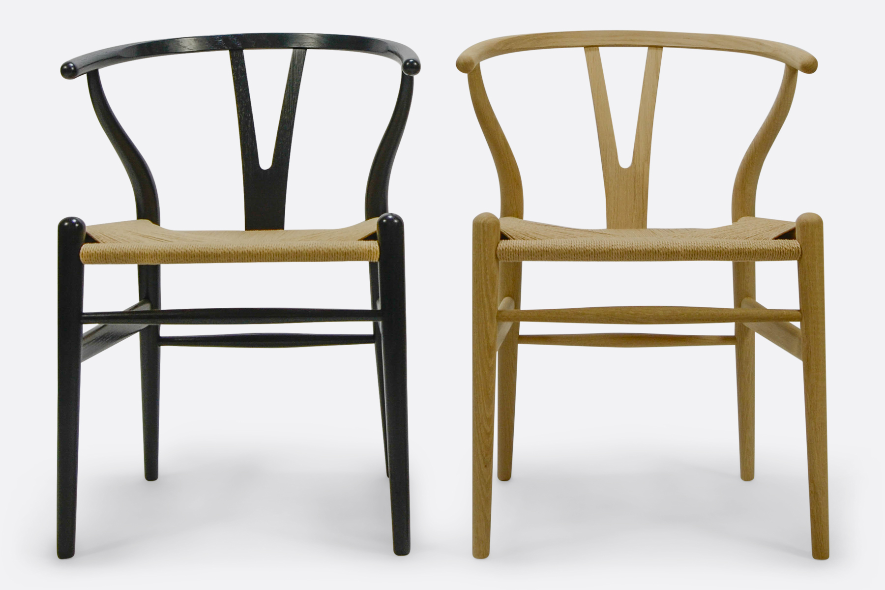 Carl Hansen & Son - Wishbone chair - black4