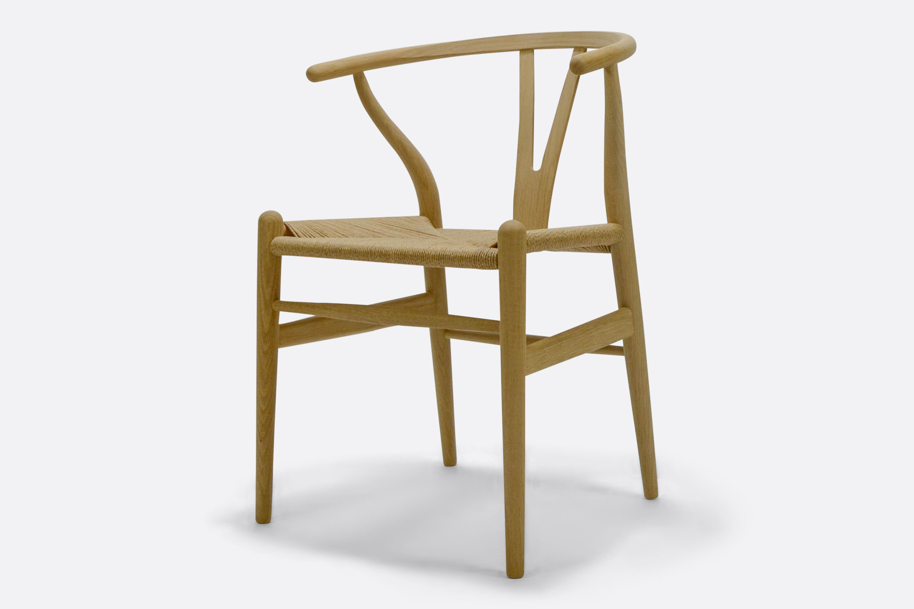 Carl Hansen & Son - Wishbone chair - soaped oak2