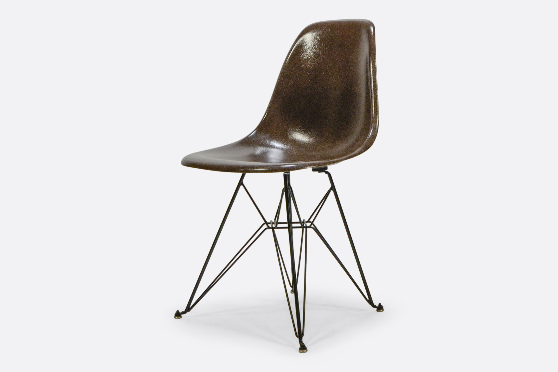 Eames DSR Seal Brown 2