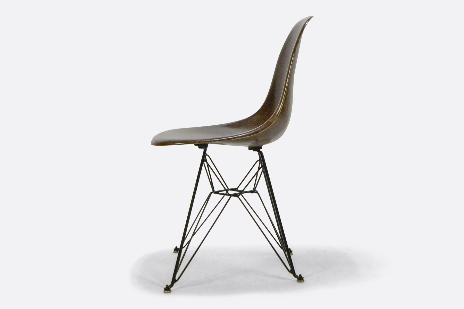 Eames DSR Seal Brown 3