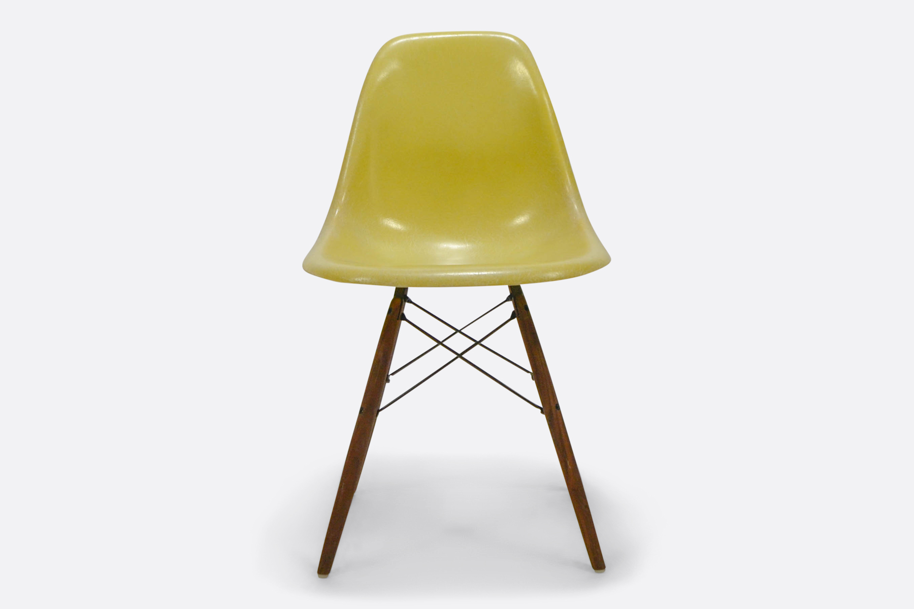 Eames DSW - Lemon Yellow1