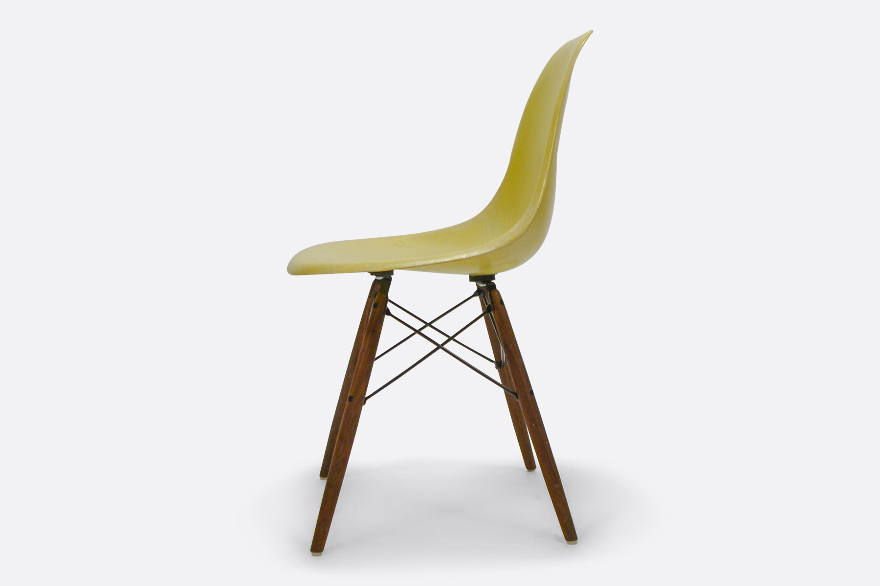Eames DSW - Lemon Yellow2