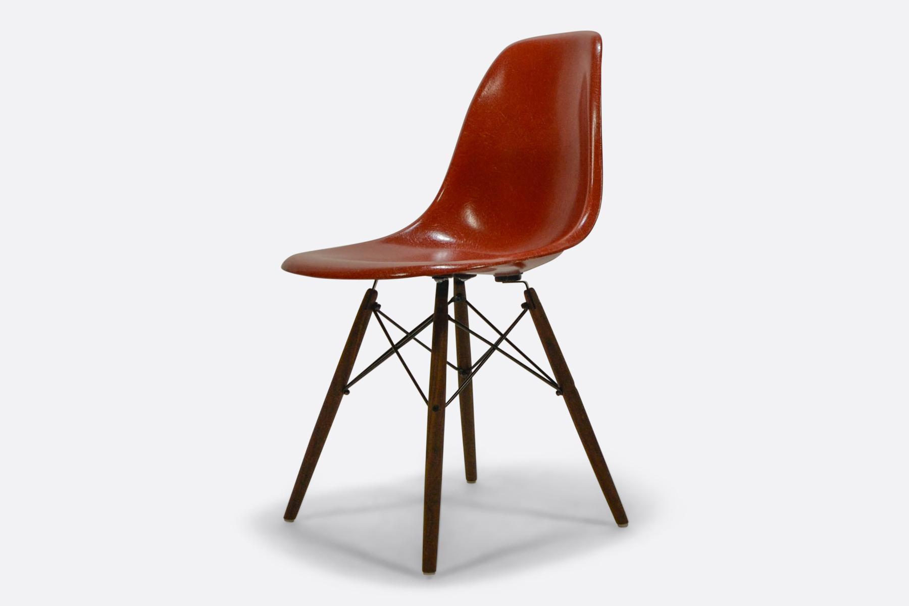 Eames DSW - Terracotta2