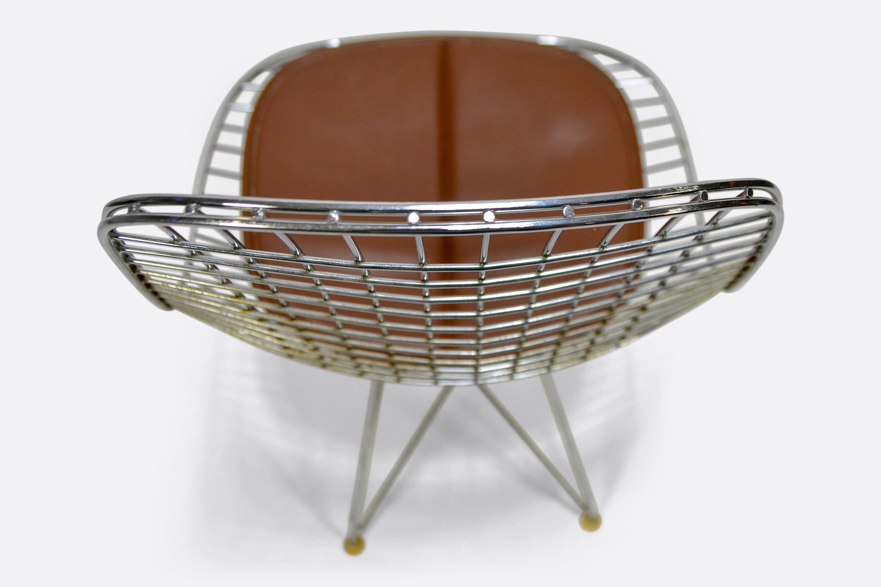 Herman miller fehlbaum wire-chair-detail