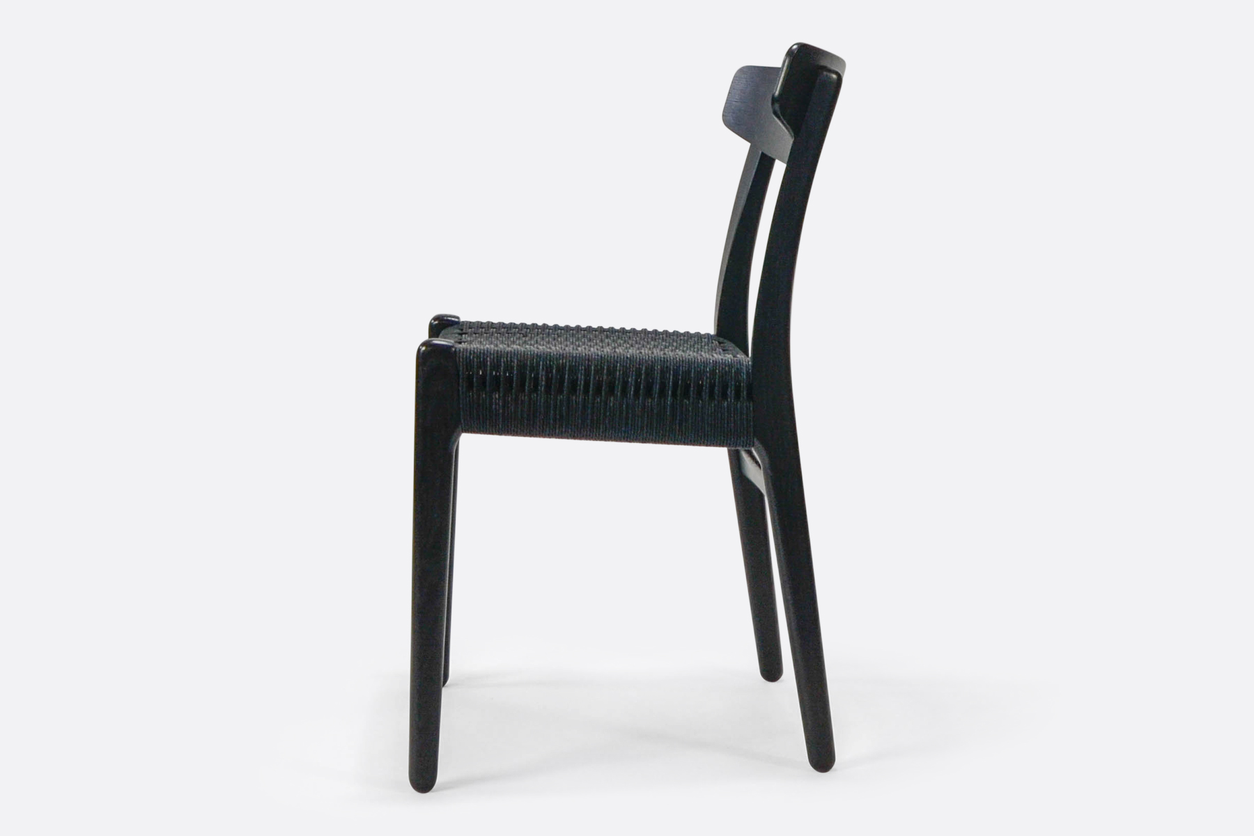 Carl Hansen CH23-black-side