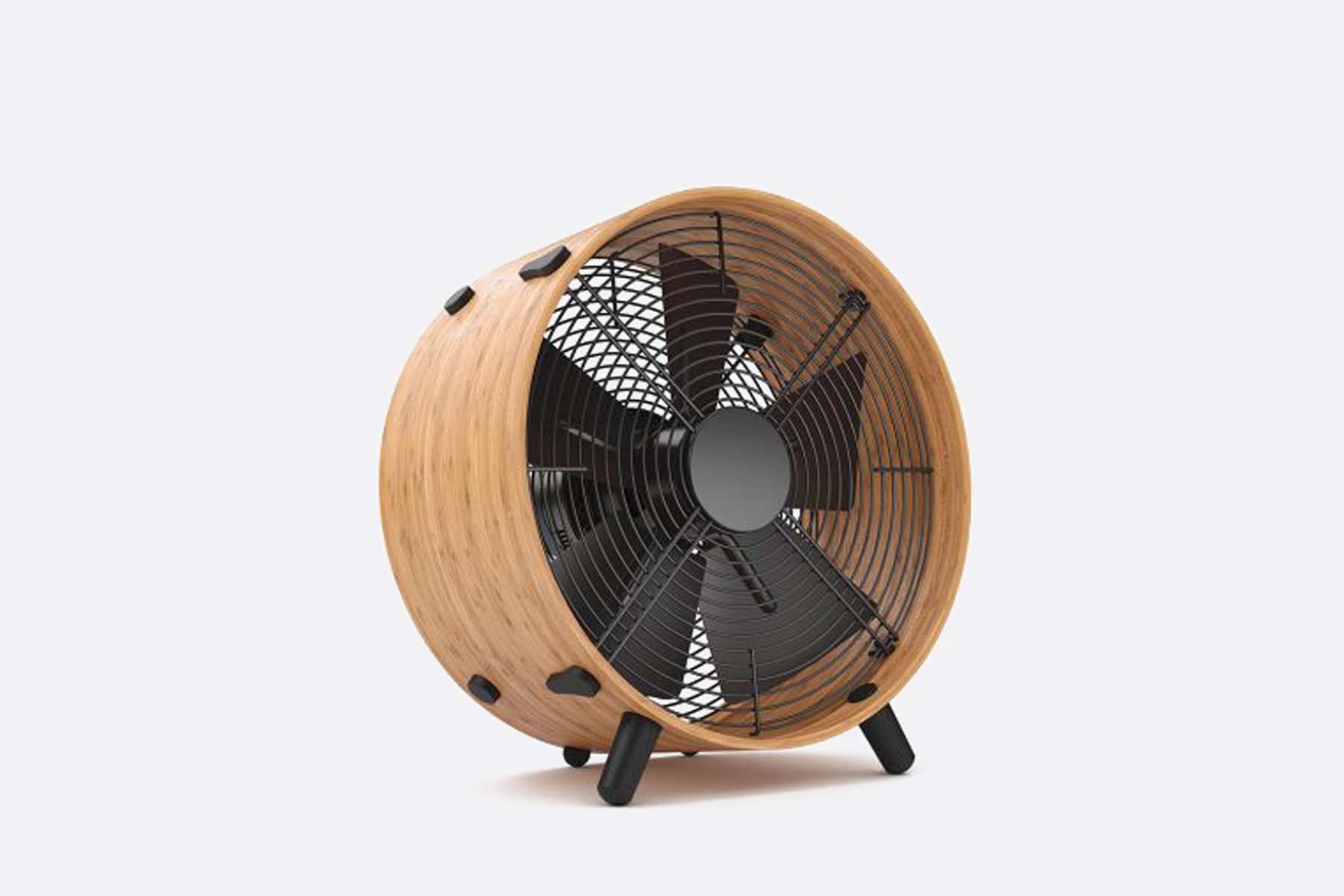 Otto-Bamboo-Fan-side
