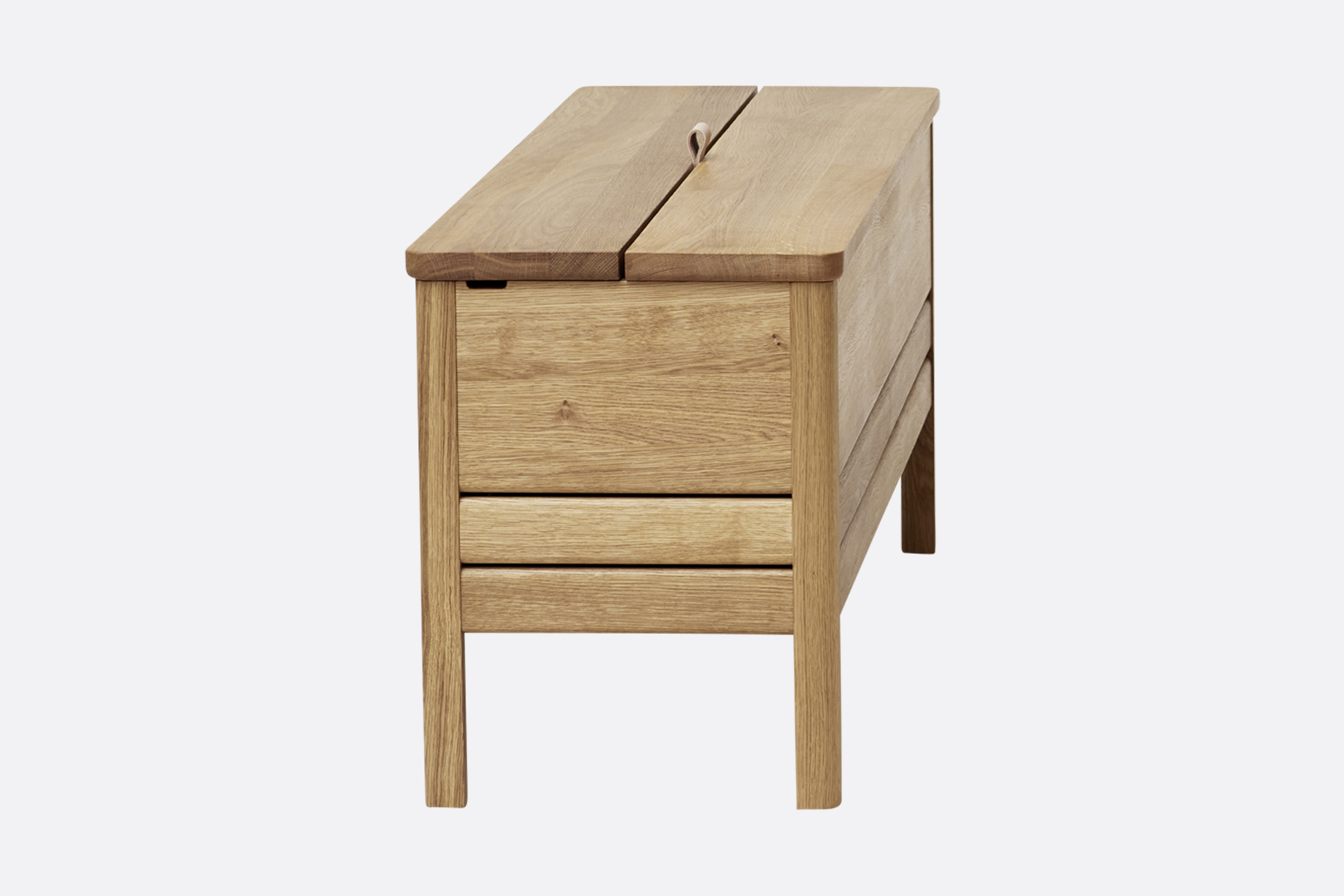 F&R_A-line-storage-bench-oak_side