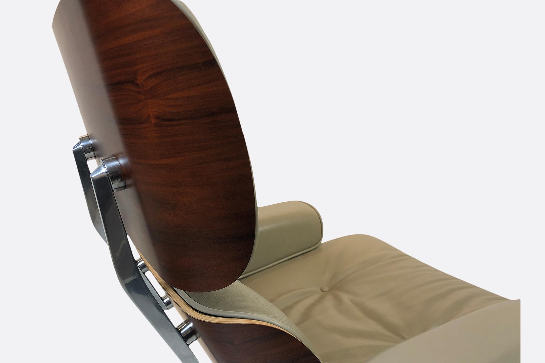 Eames Vintage Lounge chair XL