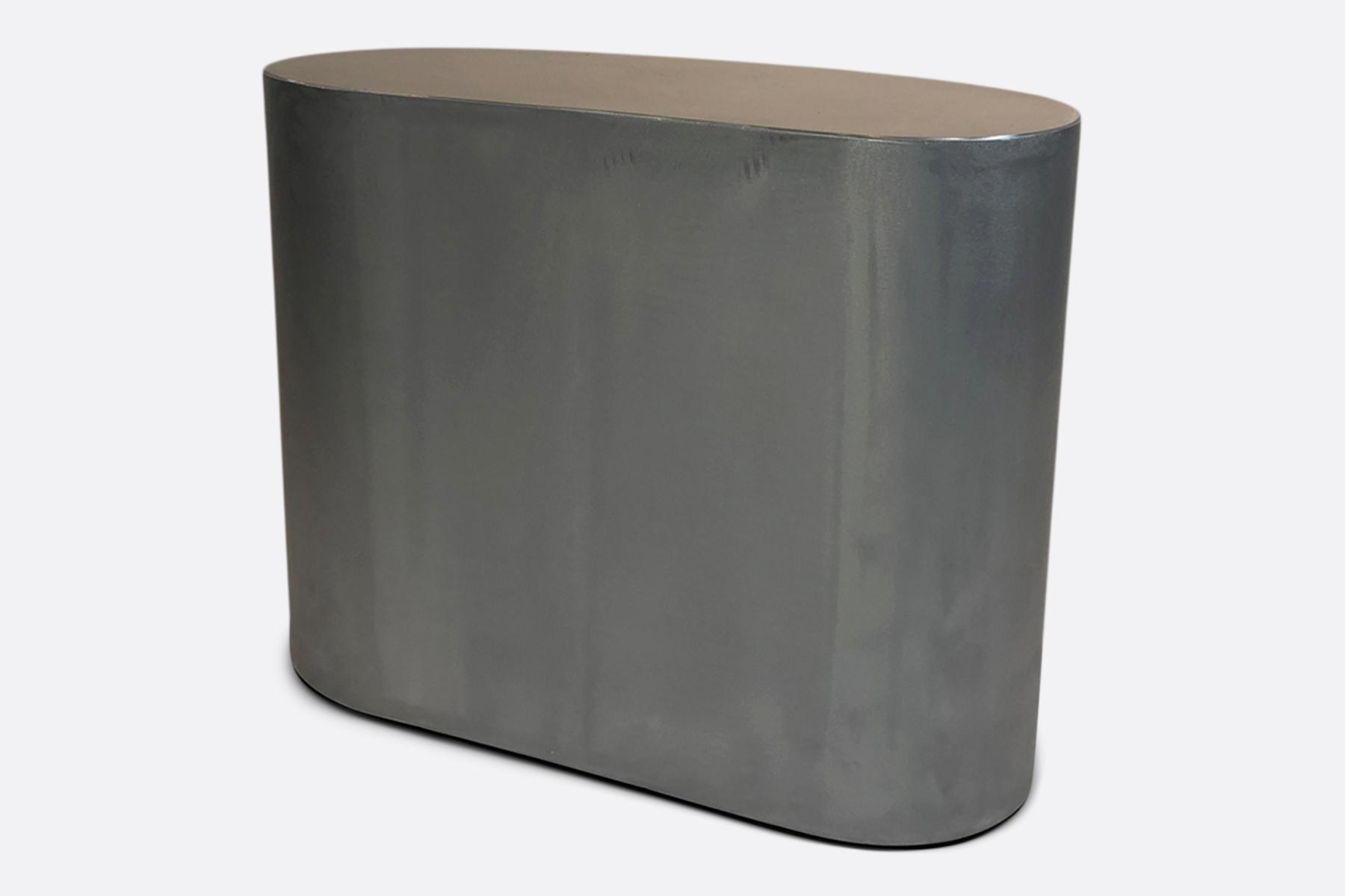 Side table aluminium